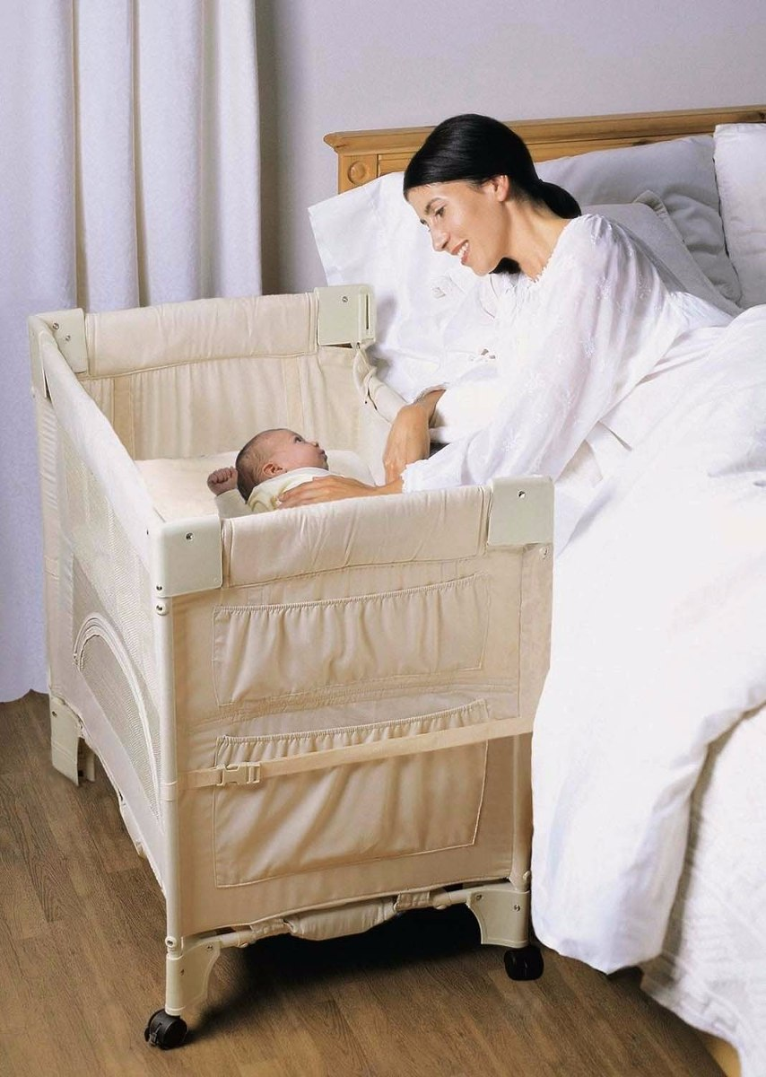 Co sleeper mini ber o acoplado lateral cama mois s beb - Protector para pared cama ...