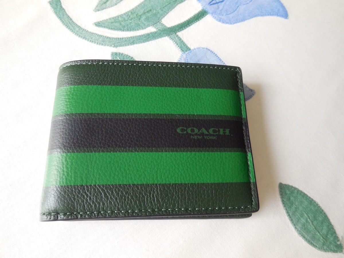f11584cbf Coach Cartera Coach Piel Premium 100% Orignal - $ 1,900.00 en ...