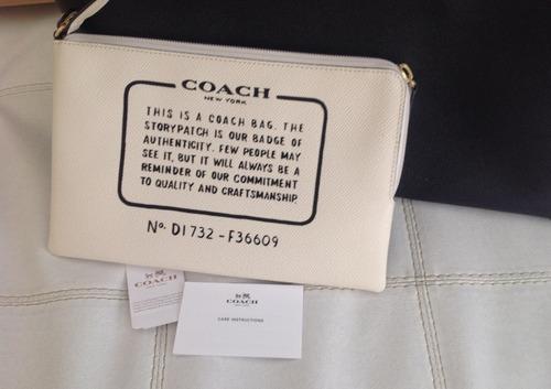 coach cartera tote reversible bolso neceser día de la madre