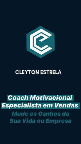 coach de performance, motivacional e especialista em vendas