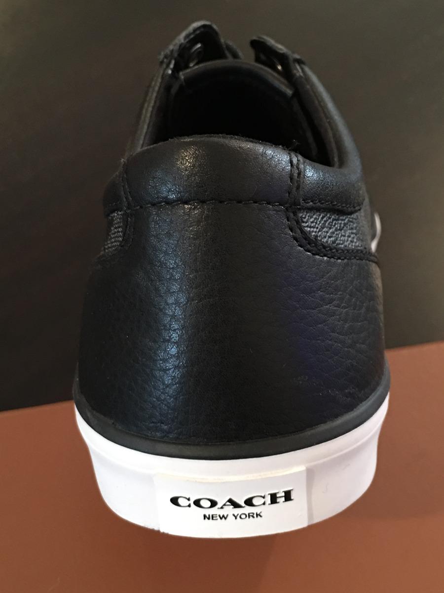 3b137def4 coach new york zapatillas hombre cuero zapatos lv importados. Cargando zoom.