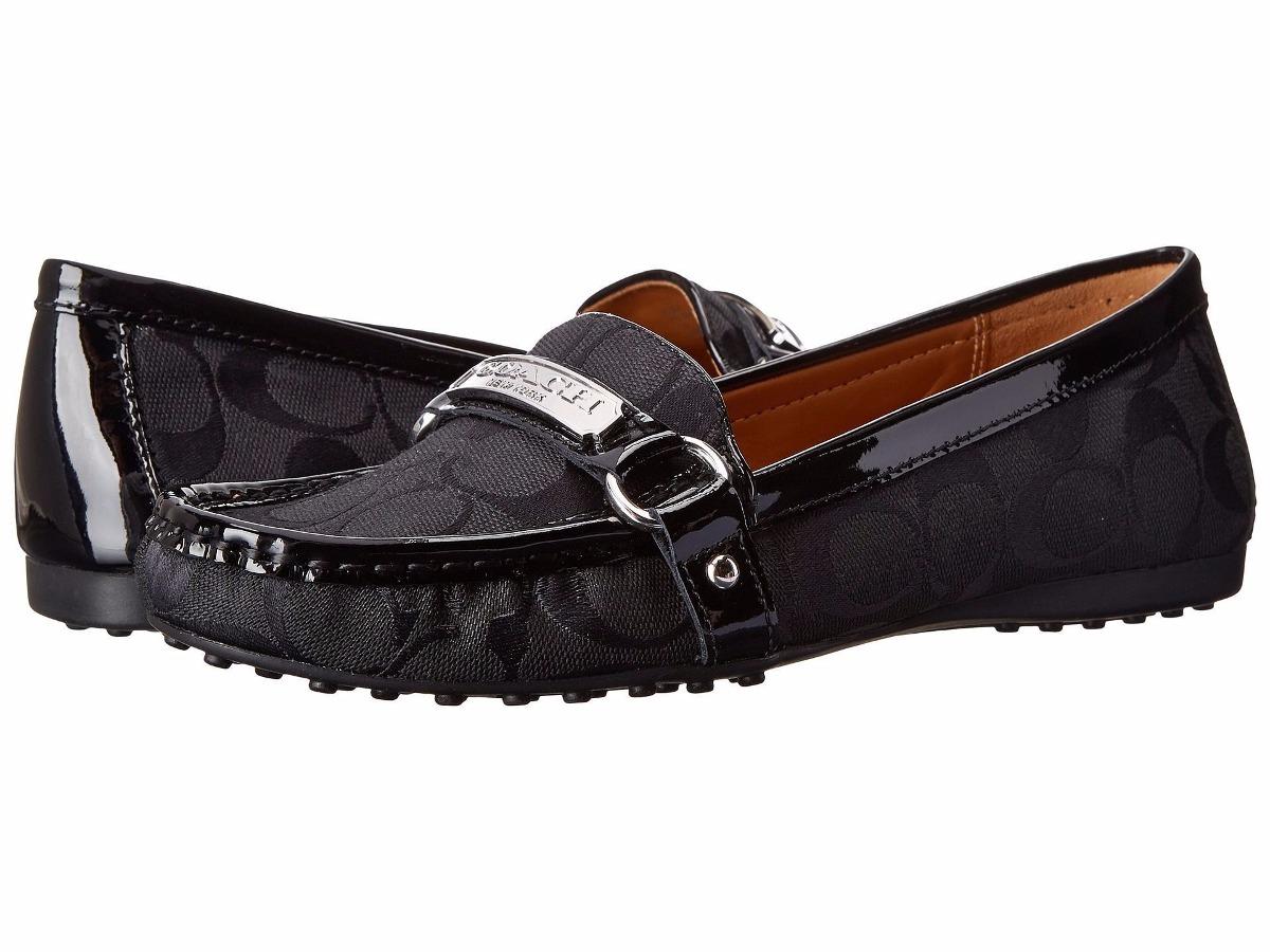 Mocasines Zapatos Flats Cargando P Coach Dama Originales Egoistico Zoom  wtqxBBa 703855678bb