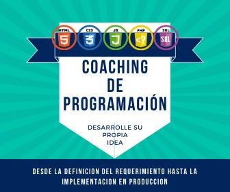 coaching de programación