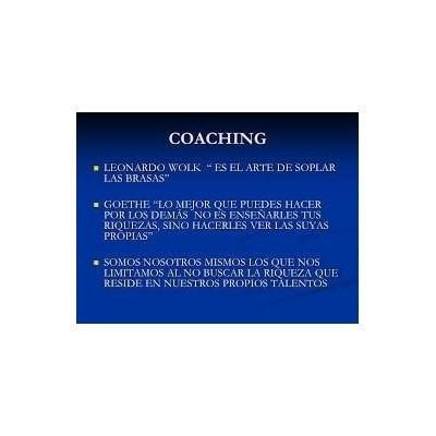 coaching: el arte de soplar brasas (a su correo)promo3x2