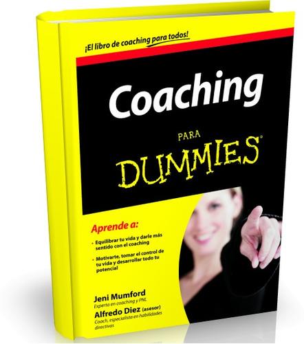 coaching para dunmies-libropdf+regalos