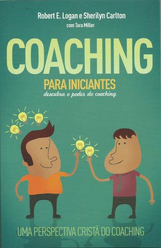 coaching para iniciantes - livro editora palavra