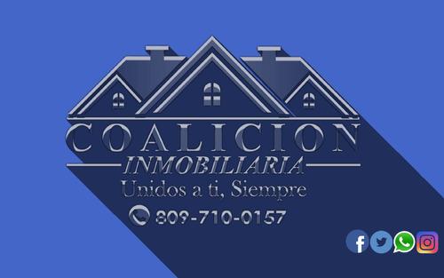 coalicion vende cabana turistica en santiago