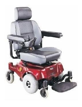 coalicion vende silla de rueda eléctrica como nueva