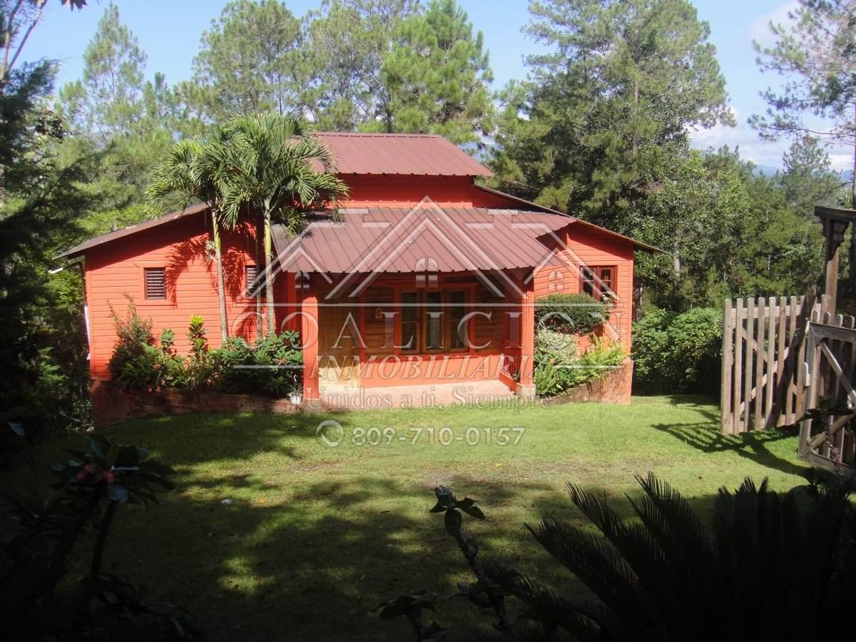 coalicion vende villa nueva en jarabacoa #2