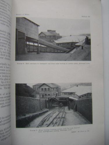 coals of chile / bureau of mines, department of the interior
