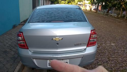 cobalt ltz 1.4 completo prata 2012 bem conservado