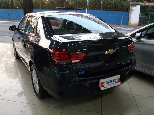 cobalt ltz 1.8 automático 8 mil km ideal para uber !!!