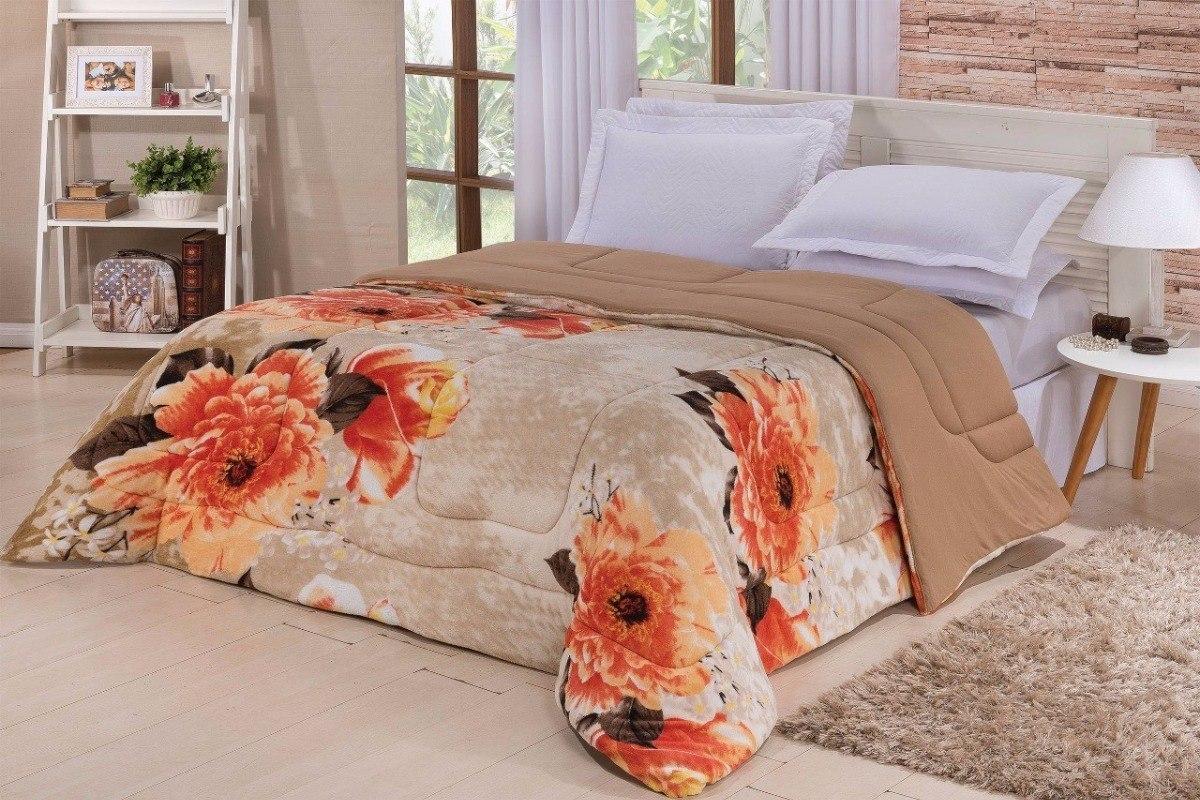 71fb591c4d coberdrom malha solteiro cobertor edredom manta soft. Carregando zoom.