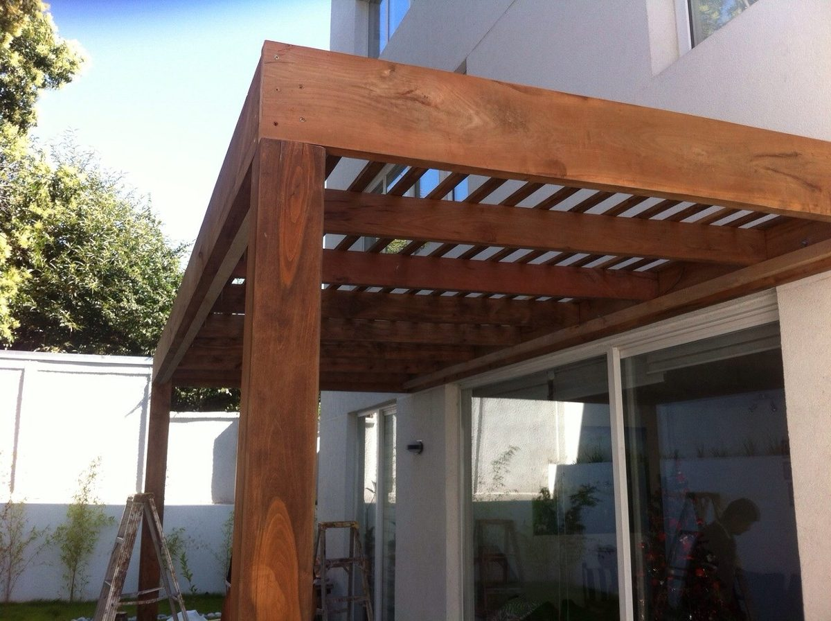 Cobertizos en mercado libre for Cobertizo de madera tratada