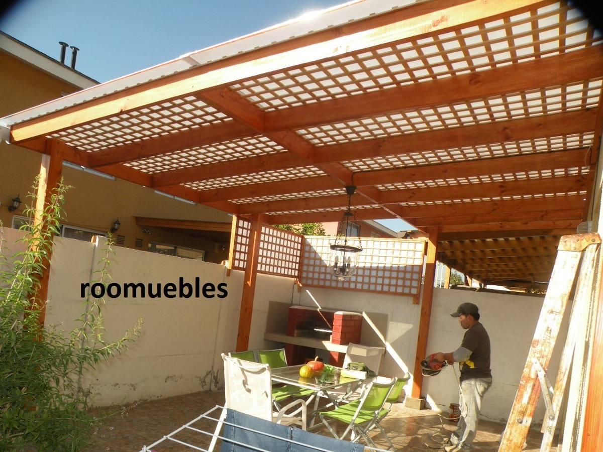 cobertizos y terrazas en mercado libre ForCobertizos Para Terrazas