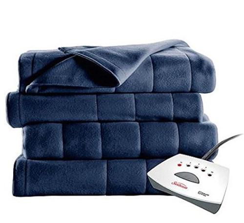 Cobertor electrico sunbeam cama individual lavable a for Cobertor cama