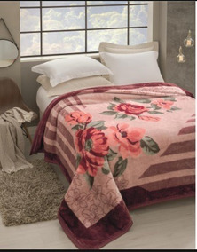 9a16ee1fea Cobertor Jolitex King Size 2 20 X 2 40 Pêlo Baixo (raschel) - Roupa ...