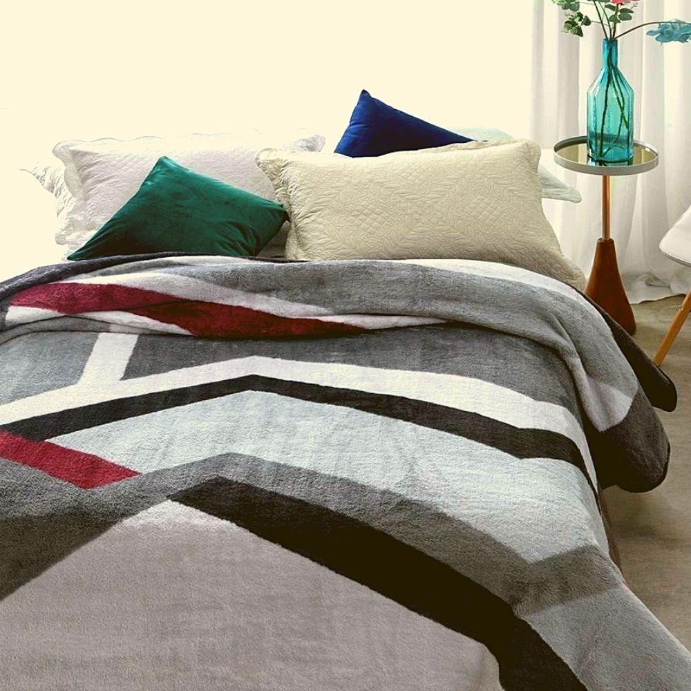 8f670cbf7 cobertor casal microfibra quente 180x220cm jolitex amalfi. Carregando zoom.