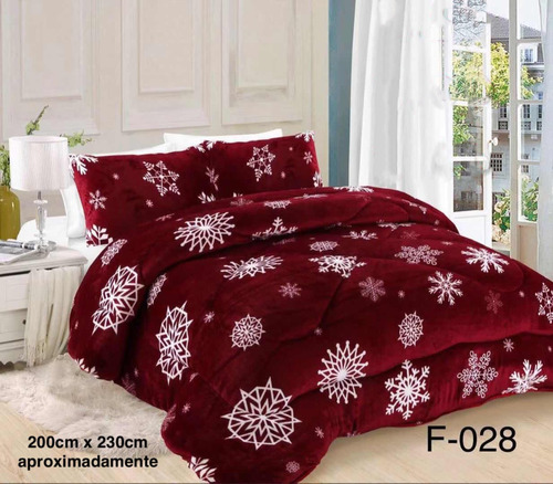 cobertor con chiporro 1.5 / 2 plazas, compra 2 envio gratis