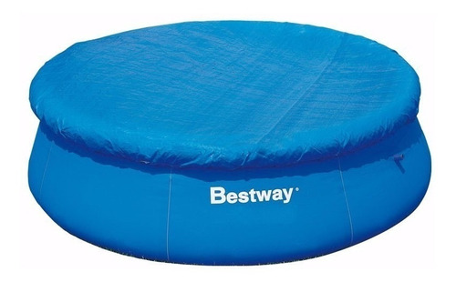 cobertor cubre pileta bestway 244cm + inflador aro redonda