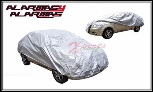 cobertor cubre vehiculos felpa interior alarmas y alarmas