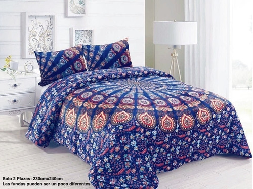 cobertor cubrecama chiporro 1.5 / 2 plaza solo vende desde 4