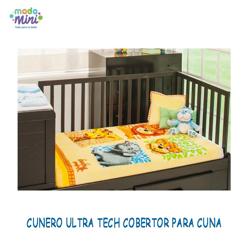 c1bce98b7 Cobertor Cunero Para Bebé Marca Baby Mink Tejido Ultra Tech ...