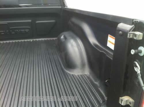cobertor de caja dodge ram 1500, colocacion sin cargo!
