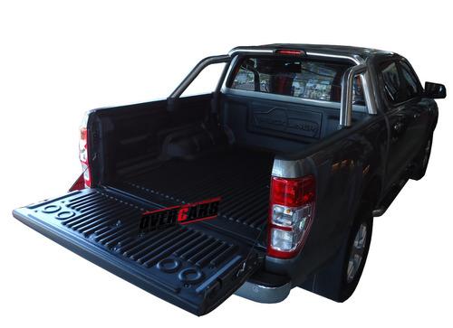 cobertor de caja ranger 2012 + inst s-cargo truckliner
