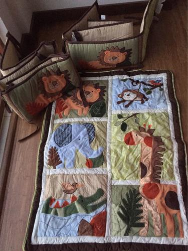 cobertor de cuna
