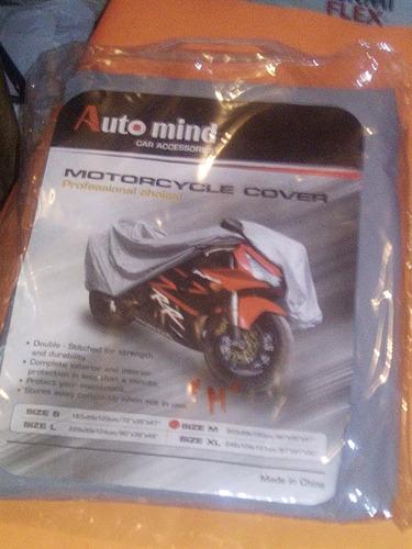 cobertor de moto xl