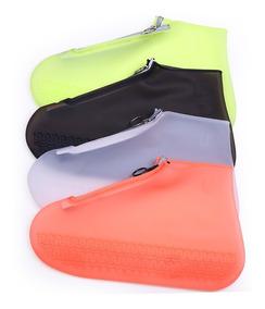 Cobertor De Zapatos Para La Lluvia! Fáciles De Cargar En Su Bolsa! Prácticos Mantén Tus Zapatos O Tennis Secos!