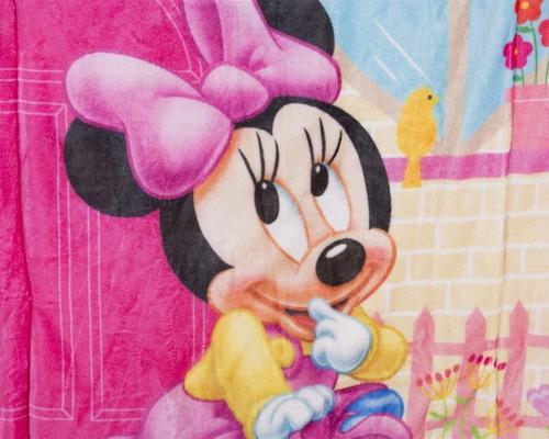cobertor disney baby rosa pr-5019282