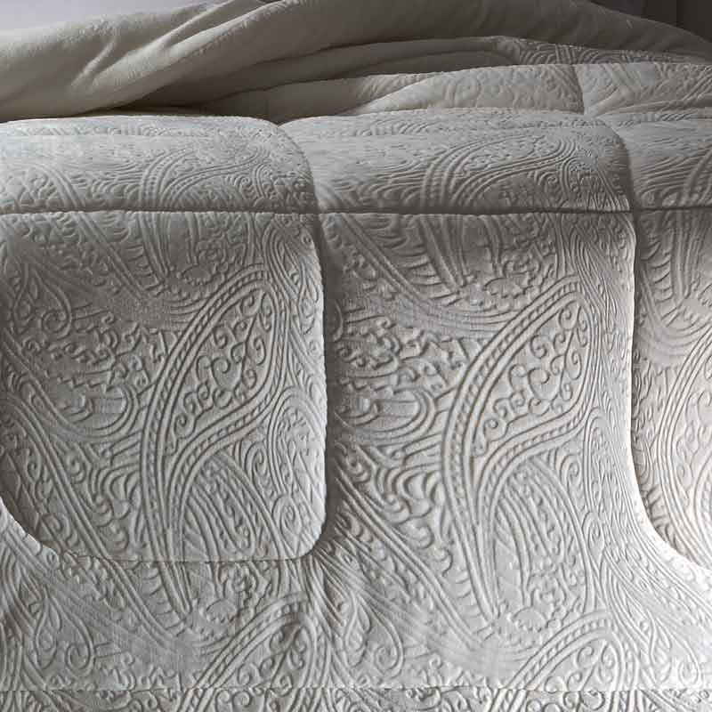 2c4c60b15c Cobertor Dupla Face Extramacio Casal Duo Blanket Branco - 10 - R ...
