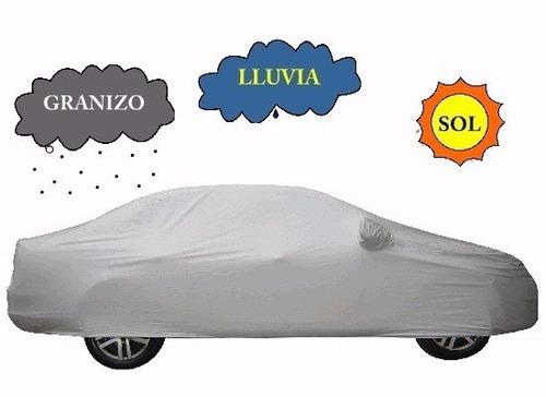 cobertor funda auto pvc impermeable anti rayones