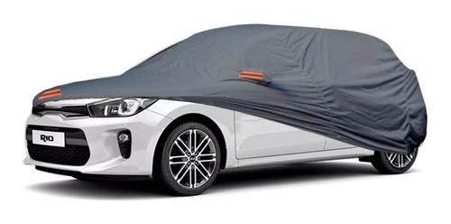 cobertor funda de auto kia rio hatchback impermeable/uv