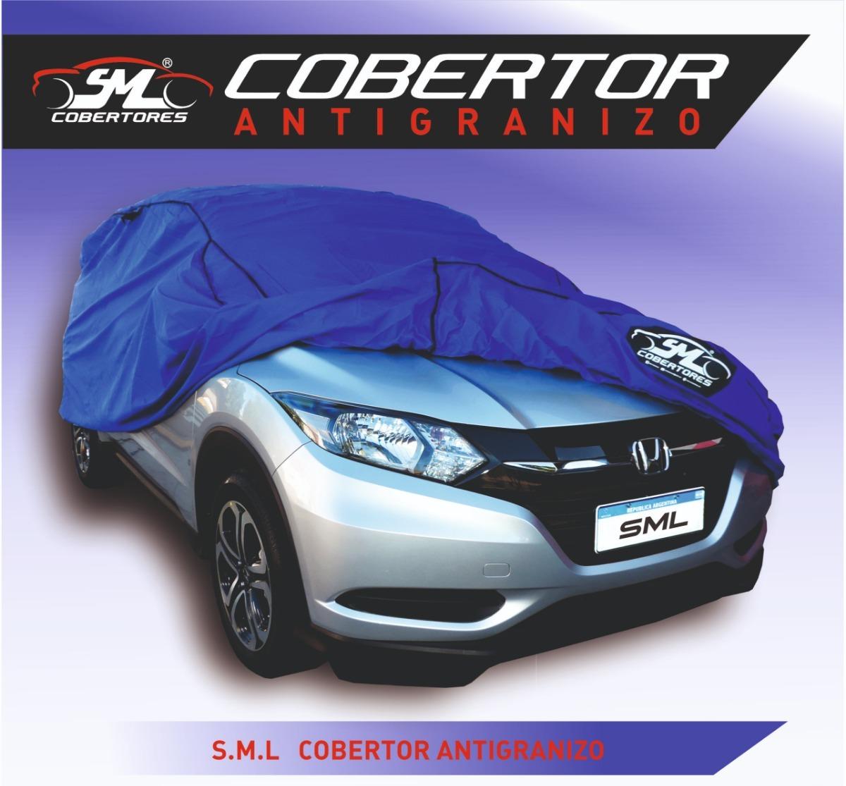 Cobertor Funda P/coche Anti-granizo Premium Refor. T-xl4x4 ...