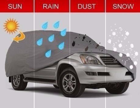 cobertor funda suv camionetas xl impermeable | envío gratis