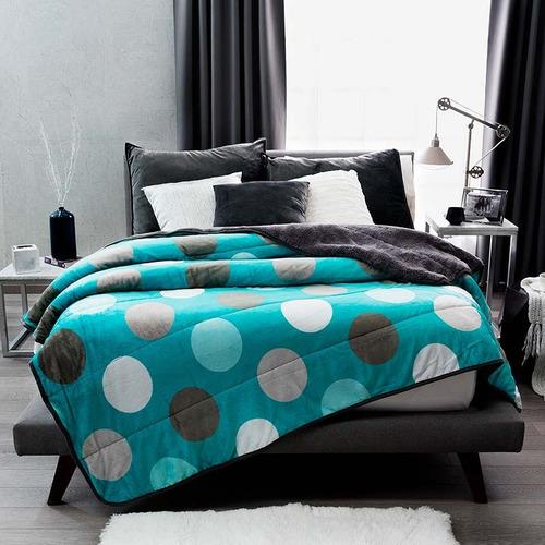 cobertor invernal mykonos matrimonial vianney envio gratis