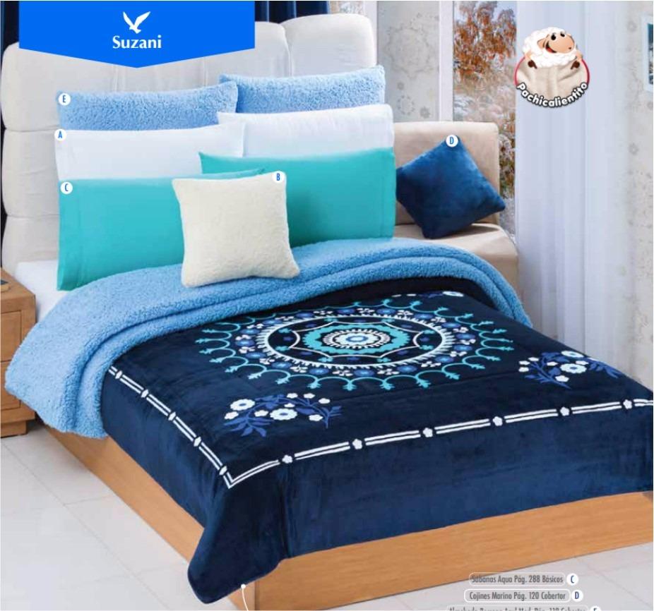 Cobertor Concord Borrega Suzani King Size 1 099 00 En Mercado  # Muebles Siza De Concordia