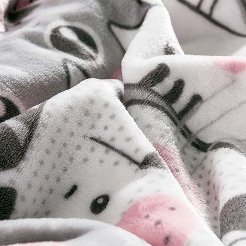 cobertor ligero cats matrimonial gatitos gatos vianney