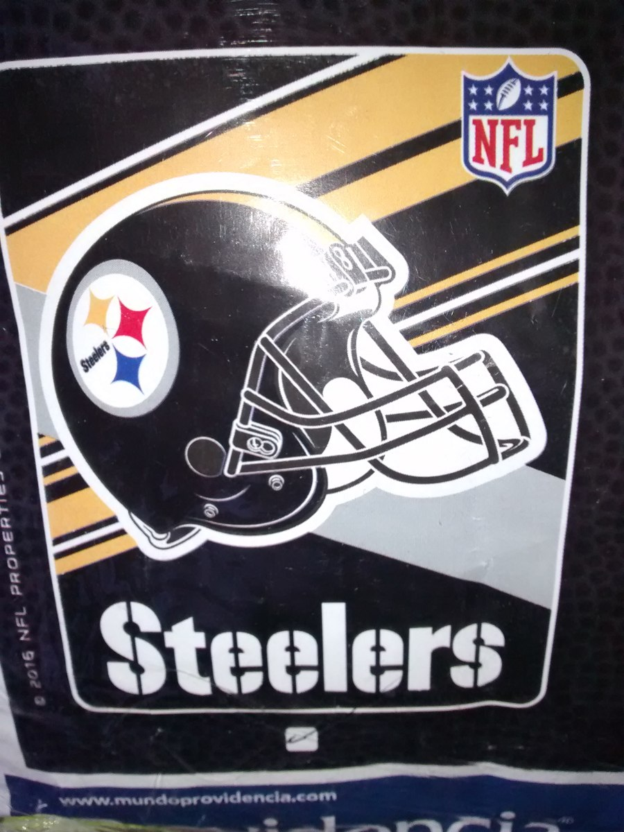 Cobertor Ligero Pittsburgh Steelers -   250.00 en Mercado Libre c2ac4ad0fdf