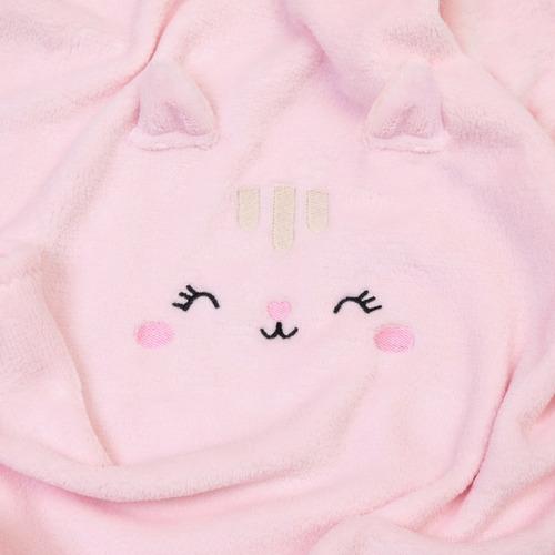 cobertor manta de microfibra soft infantil antialérgico papi