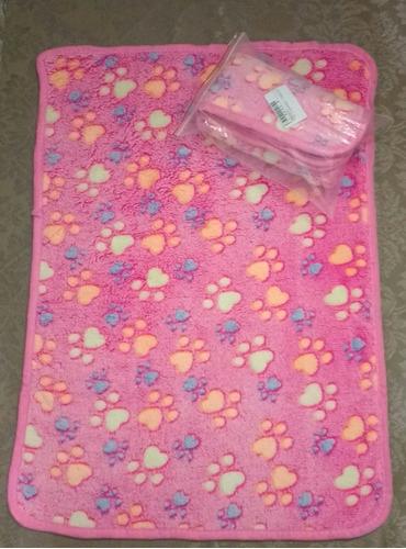 cobertor manta pet cachorro e gato 60 cm x 40 cm (unidade)