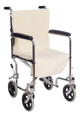 cobertor para espalda y asiento para sillas de ruedas
