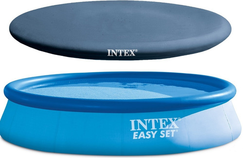 cobertor para piscinas inflables 305 cm intex bestway 58938