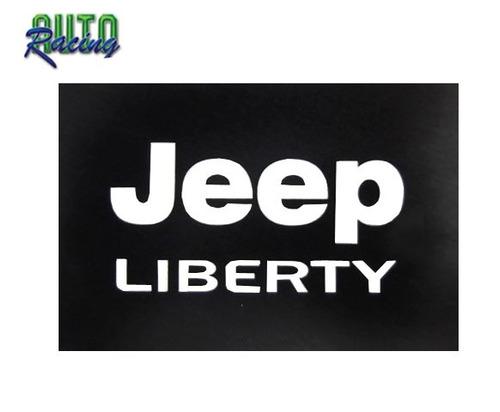 cobertor pilar jeep cherokee liberty 2008-2013,6 piezas