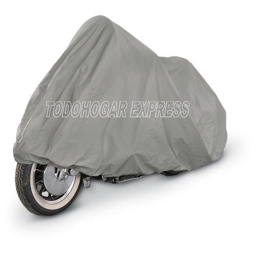 cobertor protector para motos impermiable todo uso