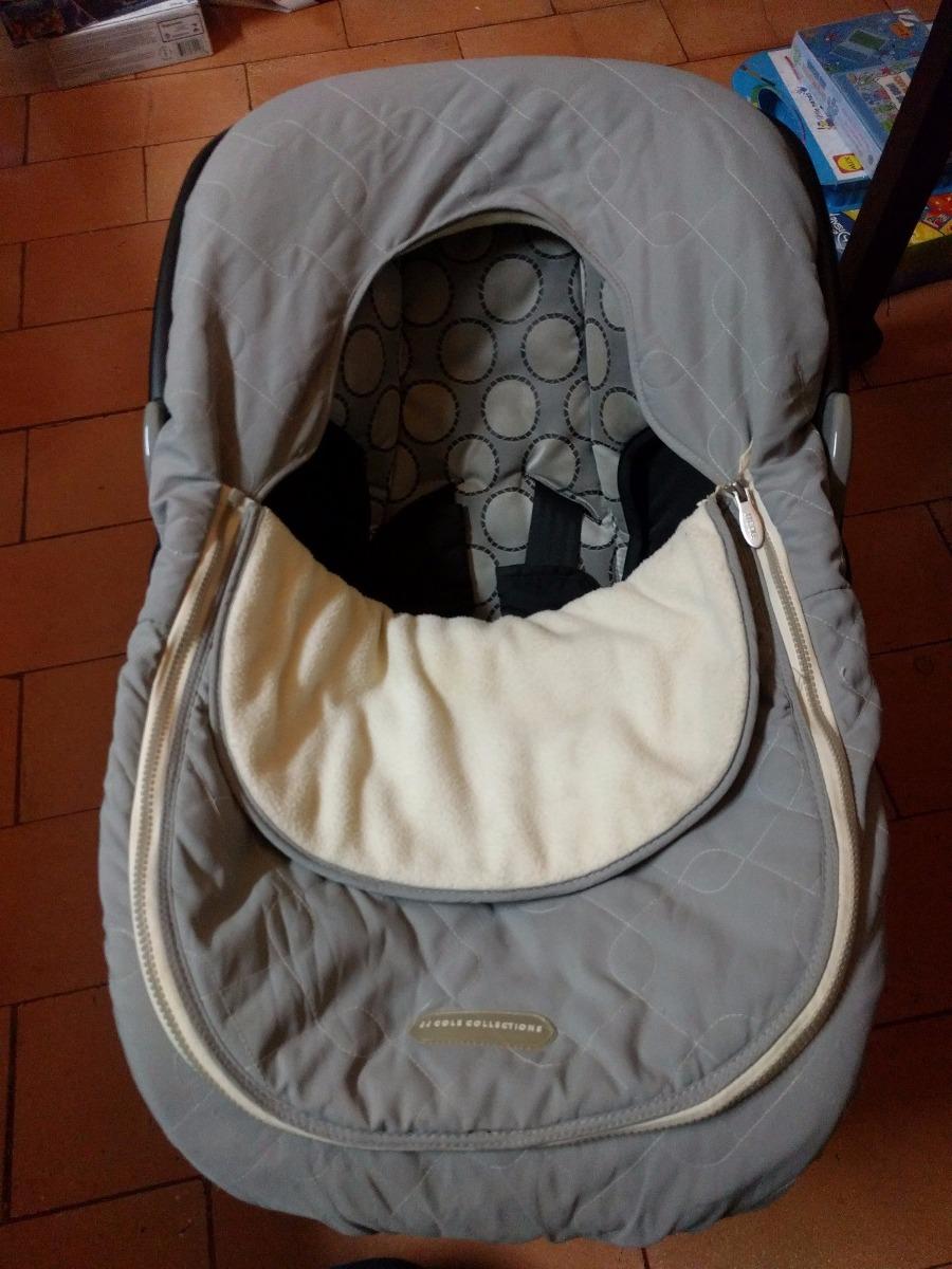 a3e24937c Cobertor Silla Bebe De Carro Jj Cole - ¢ 5,000.00 en Mercado Libre