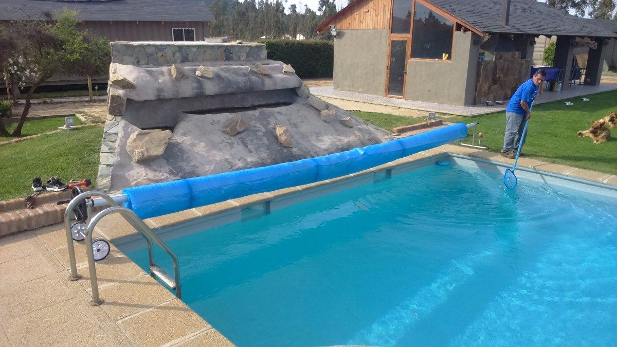 Cobertor t rmico para piscinas en mercado libre for Precio cobertor piscina